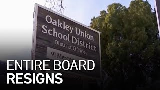 All Members of the Oakley Board of Trustees Resign
