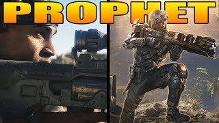 Black Ops 4: Prophet's Story Plot Hole