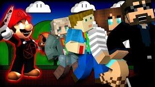 Minecraft: SUPER MARIO MURDER | MODDED MINI-GAME thumbnail