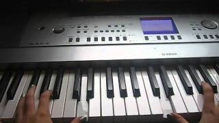Piano Tutorial: Paparazzi by Greyson Chance