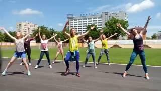 ZUMBA CHOREO.  Mozgi - Любовь!!! UKRAINE