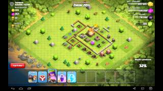 "Clash Of Clans | ""Trolling In Bronze 3 - Queen Vs A Base!"""