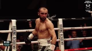 Павел Маликов — Гайбатулла Гаджиалиев |HIGHLIGHTS  |Мир бокса
