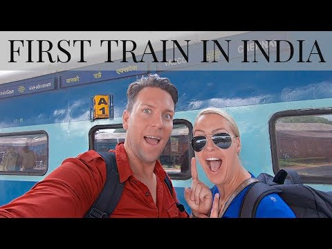 FIRST OVERNIGHT TRAIN IN INDIA