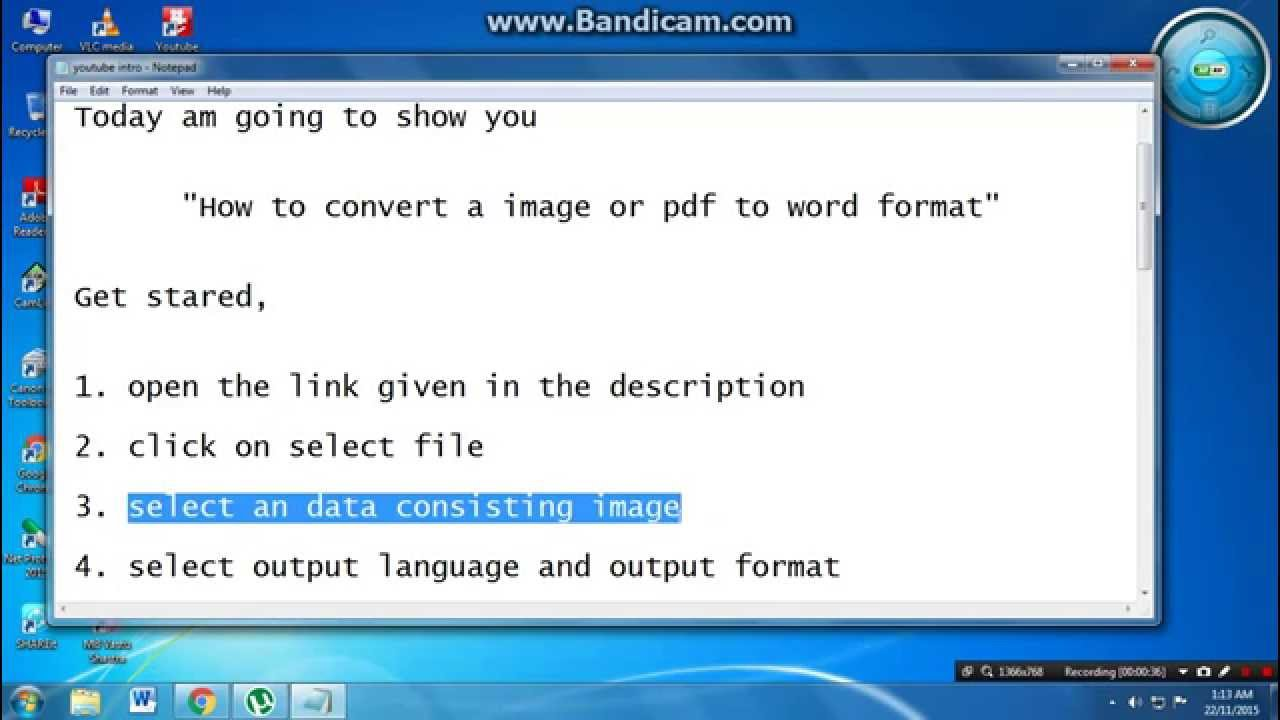 Convert Scanned Documents to Microsoft Word - How To