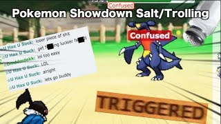 Pokemon Showdown Salt/Trolling COMPILATION #13