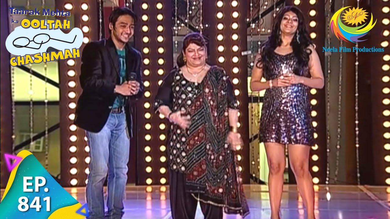 Download Taarak Mehta Ka Ooltah Chashmah - Episode 841 - Full Episode