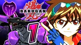 Bakugan Battle Brawlers Walkthrough Part 1 (X360, PS3, Wii, PS2) 【 DARKUS 】 [HD]