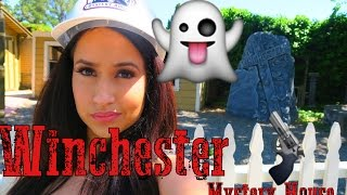 Jessica Tovar -Another Episode @ Winchester Mystery House