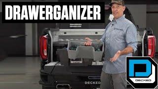 DECKED 101 | Drawerganizer