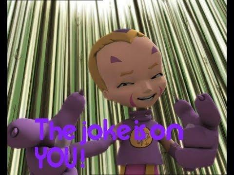Code Lyoko Odd The Joke Is On You Youtube