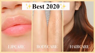 Best Hair, Lip, & Body Care 2020