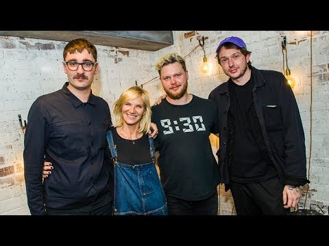 alt-J - BBC Radio 2 Live Session