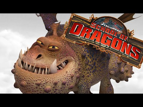 School of Dragons: Dragons 101 - The Gronckle - YouTube