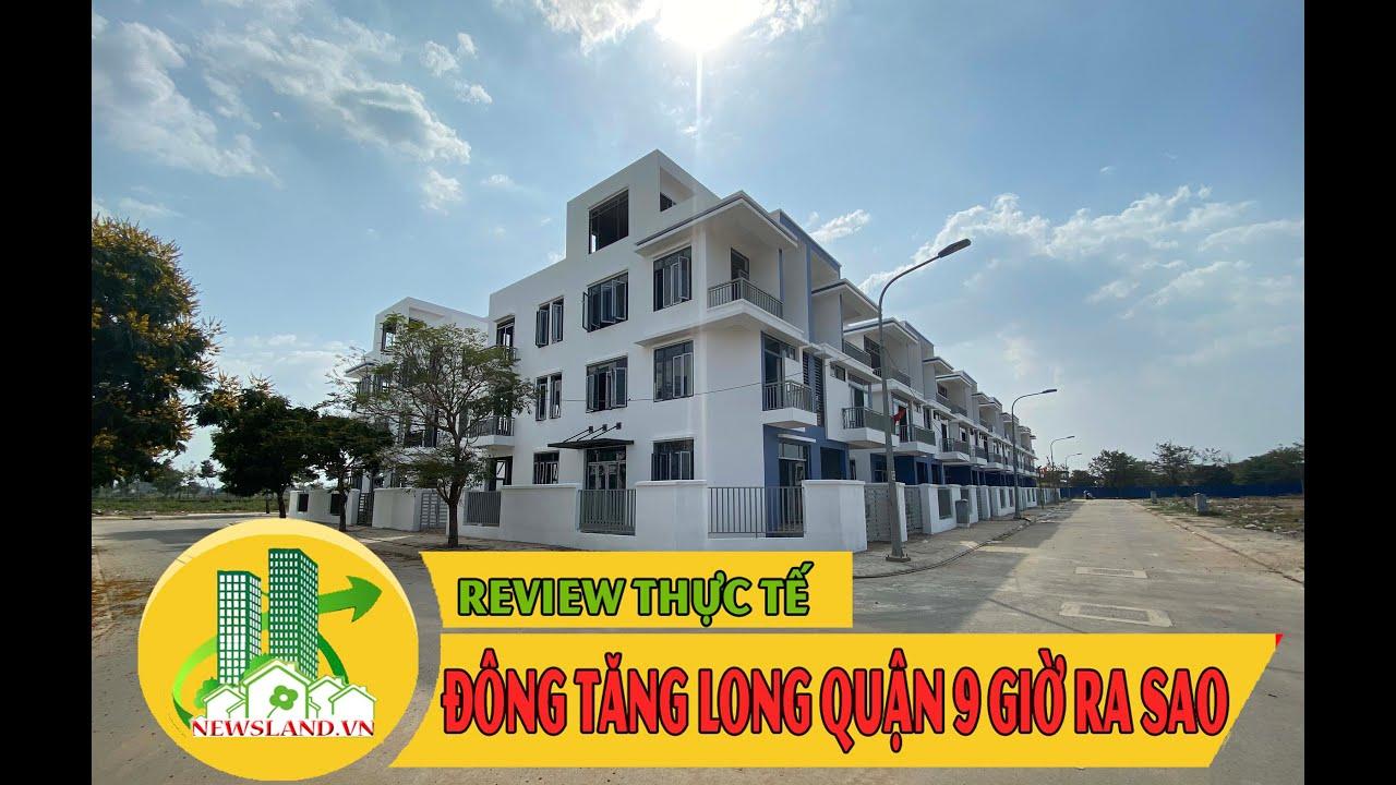 Review thực tế khu đô thị Đông Tăng Long Quận 9- Phân khu An Lộc | Newsland.vn