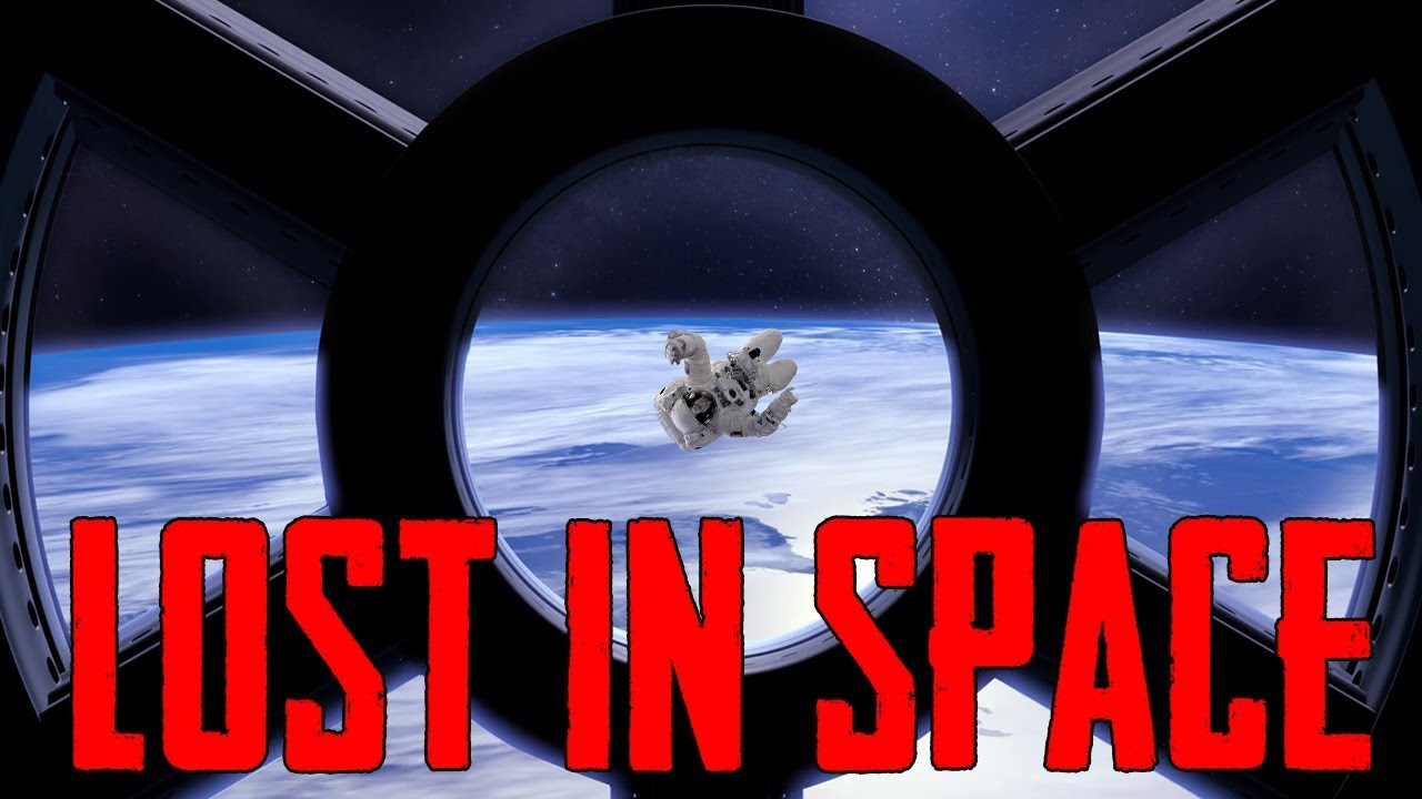 astronaut drifts into space -#main
