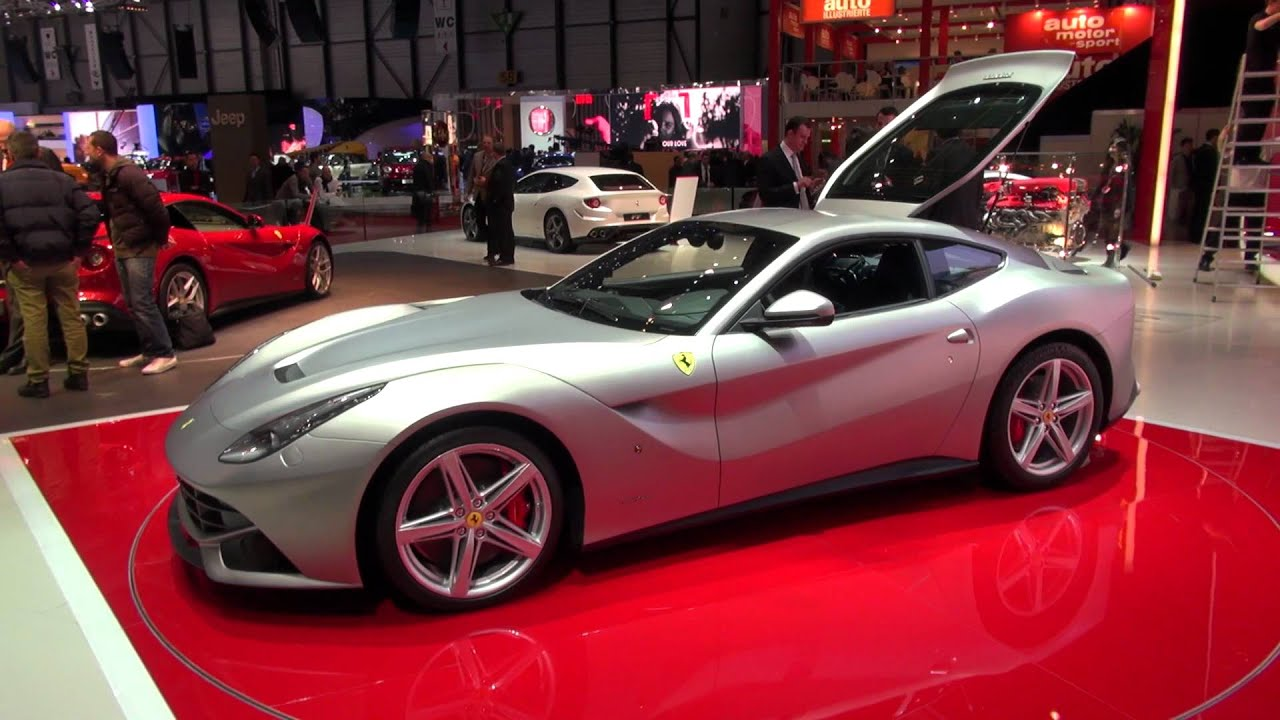 Ferrari F12 Berlinetta: great luge hauler! - YouTube on omega boots, lee cooper boots, moschino boots,
