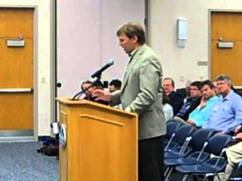 Florida Public Engagement Session - Gulf Coast Ecosystem Restoration Council  2-28-13