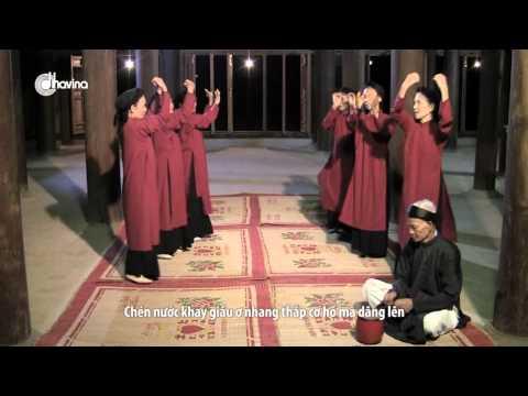 Hát Xoan Phú Thọ - Nhập Tịch Mời Vua