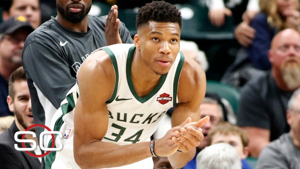 Giannis Antetokounmpo's top 10 plays of the 2019-2020 NBA season | SportsCenter