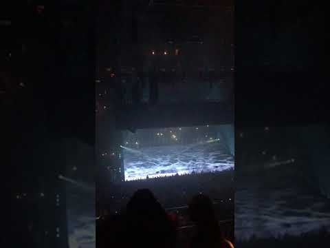 "Drakes ""Gods Plan"" live from Sprint Center in Kansas City Missouri"