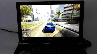 Acer Aspire V 15 Nitro i5 5200U, GT 940M 2GB, 8GB,  SSD+HDD + GTA 5