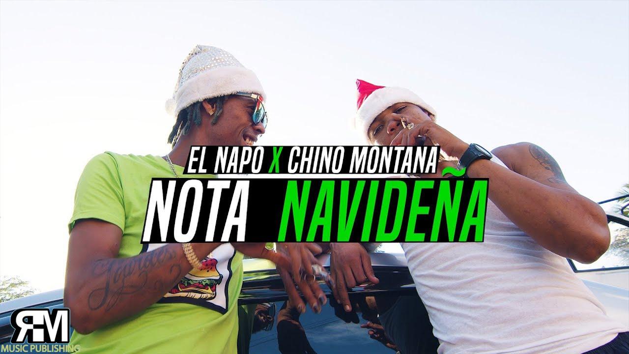 El Napo ❌ Chino Montana - Nota Navideña ( Video Oficial ) By @CtFilmz