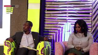 Social Media Week Lagos 2018  Panel:  New Media Disruption: The challenges and opportunities