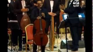 عرفها بيا - مهرجان الموسيقى العربية 2016 | عازف التشيللو يحيى المهدي