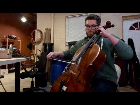 The Mutant Cello — Mini-Series with Colin Foulke