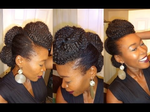 in a bun below are step by step instructions creating a neat hair bun ...