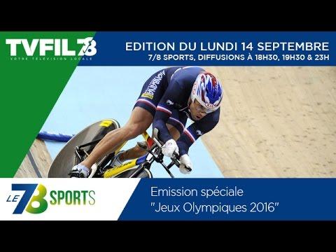 le-78-sports-emission-speciale-jeux-olympiques-2016