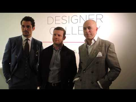 David Gandy, Dylan Jones & Dermot O