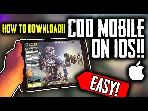 download cod mobile ios