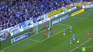 RCD ESPANYOL - SEVILLA F.C. LIGA 2009/10