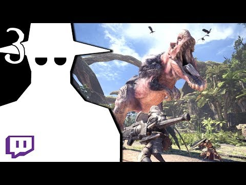 Monster Hunter: World! Messiah's Monster Mondays! Part 3 thumbnail