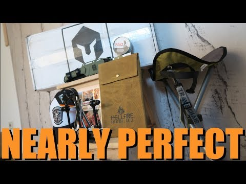 Nearly Perfect BattlBox | Survival, 5.11, Camping, Tactical Gear [UNBOXING]