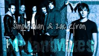Finding Myself (mash-up) - Simple Plan & Zac Efron