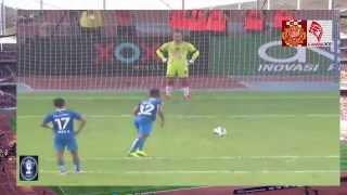 Kelantan vs Lions XII 1 - 3   Final Piala FA 2015