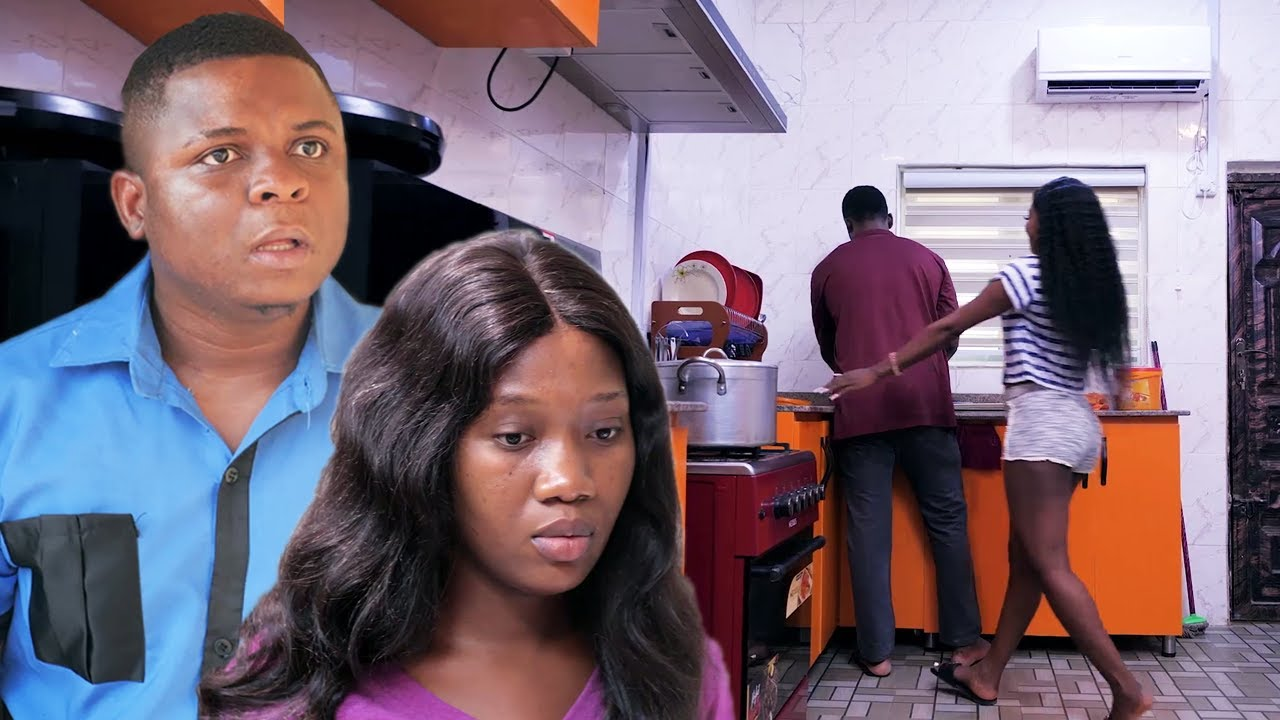 Download FOR THE SAKE OF LOVE (BOMBSHELL) CHINENYE NNEBE / NEW EXCLUSIVE MOVIE - NIGERIAN MOVIE