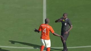 PC HD Gameplay PES 2016 Konami Cup 6leg - Germany vs Netherlands