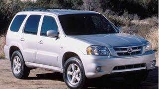 Секонд Тест Mazda Tribute