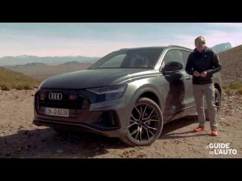 Le nouveau Audi Q8 s'impose comme la référence de la catégorie