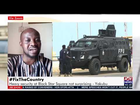 #FixTheCountry: Ghana is broken due to reckless actions by successive gov'ts - Yakubu | 10 May 2021