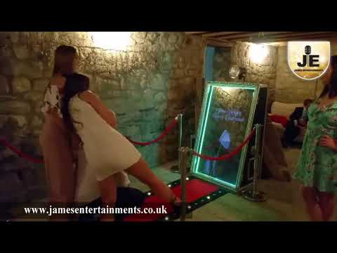 Magic Mirror - James Entertainments