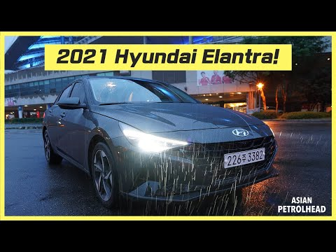 2021 Hyundai Elantra | Detailed Review - Just right amount of TRIANGLES!