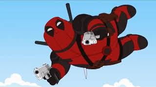 Family Guy - Deadpool (HUN)