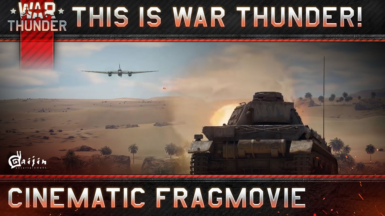 war thunder frag movie