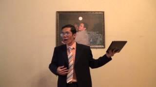 Pastor Nguyen Manh Cuong - Thần học Nước TRỜI. Bài 27 - CHÚA THÁNH LINH