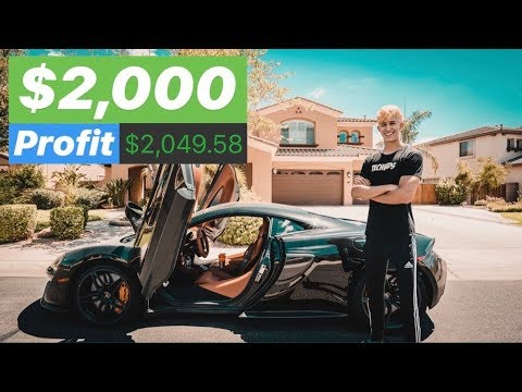 How I Made +$2,000 Profit Today Day Trading Stocks | Ricky Gutierrez